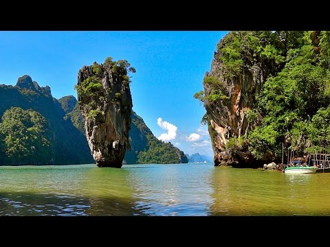 The  khao lak & Phang Nga Bay Thailand travel packages