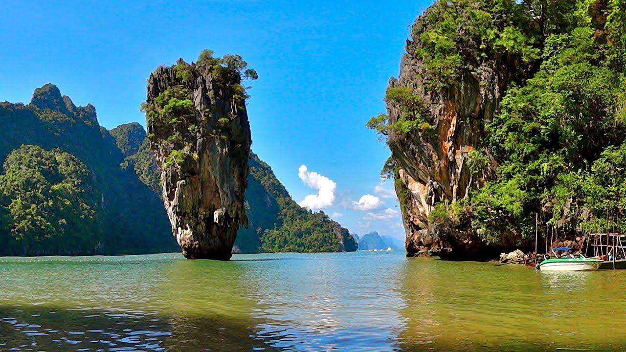 The khao lak & Phang Nga Bay Thailand travel packages ...