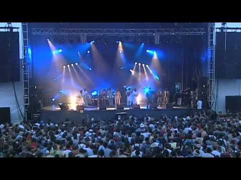 Orchestra Baobab - Utru Horas live at Festival du Bout du Monde