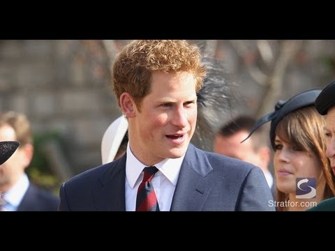 Protecting the British Royal Family (Tearline)