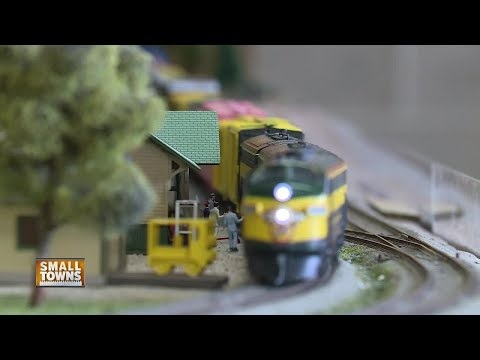 Small Towns: Model railroaders showcase Northeast Wisconsin's history