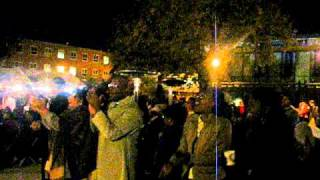 Yoann Freget - Amazing Grace - Washington DC (at Howard University - Nov 2010)