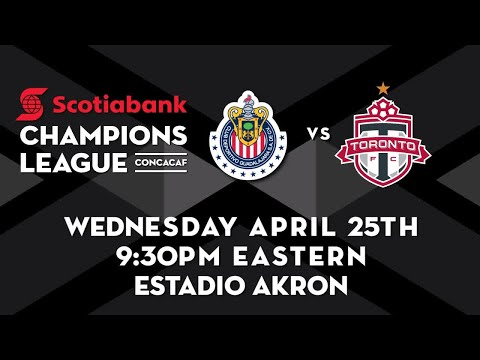 SCCL Finals Preview: CD Guadalajara vs Toronto FC