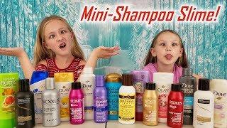 Don't Choose The Wrong Mini Shampoo Slime Challenge!
