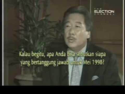 Prabowo Subianto berbicara tentang 1998, Partai Gerindra, dan keinginan untuk menjadi Presiden RI