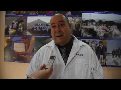 Brigada médica cubana apoyará labor sanitaria anti COVID 19 en Azerbaiyán