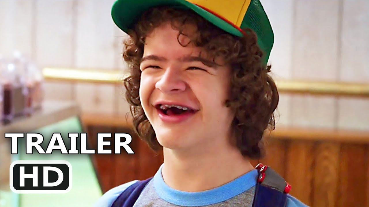 STRANGER THINGS Season 3 Official Trailer (2019) Netflix Series HD