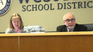 Trustees Russell Joki and Tina Dean recall announcement