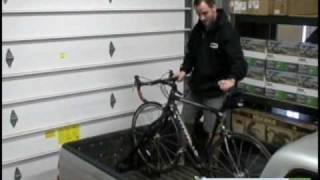 thule 501 insta gater bike rack review
