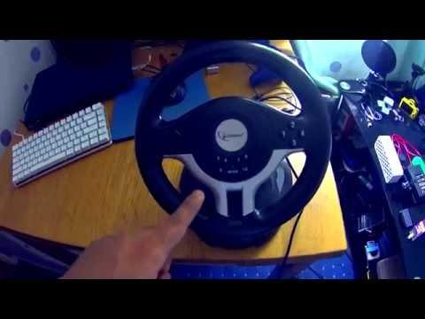 GEMBIRD RACEFORCE STEERING WHEEL TELECHARGER PILOTE