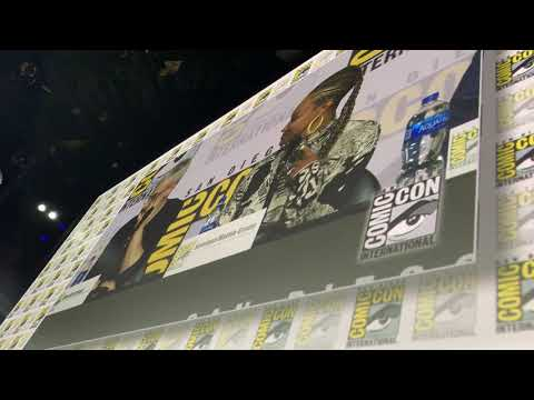 Star Trek Discovery Cast Panel At San Diego Comic Con 2019 Vlog 3