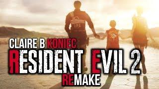 Resident Evil 2 REMAKE 2019 PL - PRAWDZIWE ZAKOŃCZENIE + BONUSOWY BOSS  #3 - 4K60