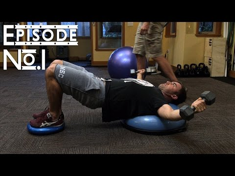 I Want Abs Fitness Challenge Episode One: Functional Training with John Hacker
