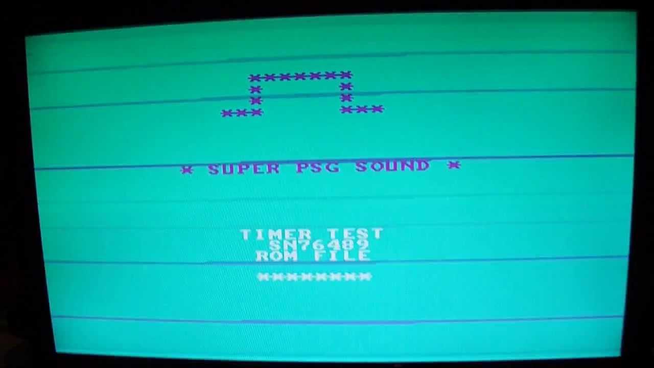 Pulse Width Modulation Sn76489 Psg Sega Master System 8211 What Is It Megadrive