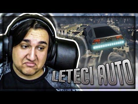 RADIMO MISIJE LETECIM AUTOM ! Grand Theft Auto V - Onlajn
