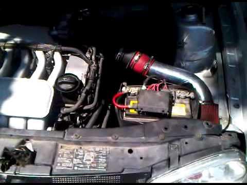 2005 Volkswagen Gti vr6 rev