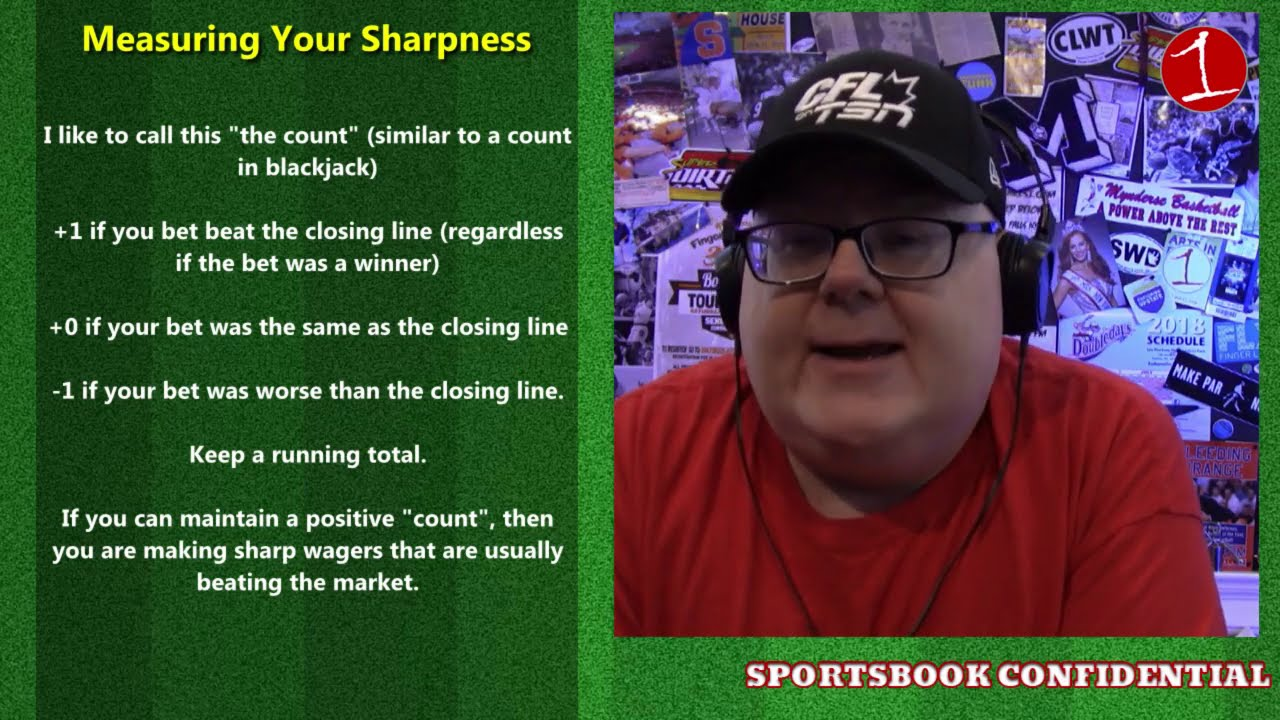 Measuring Success in Beating The Closing Line .::. Sportsbook Confidential 10/2/20