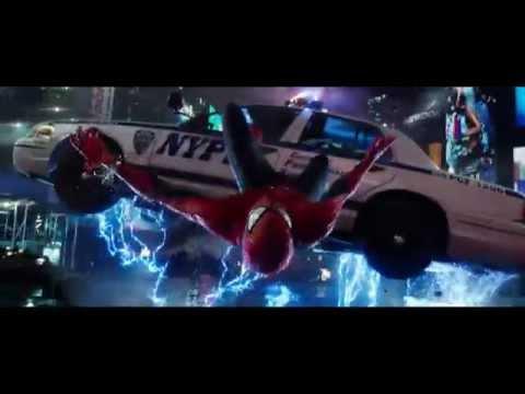 『アメイジング・スパイダーマン2』クリップ映像「TS sloMoSave」