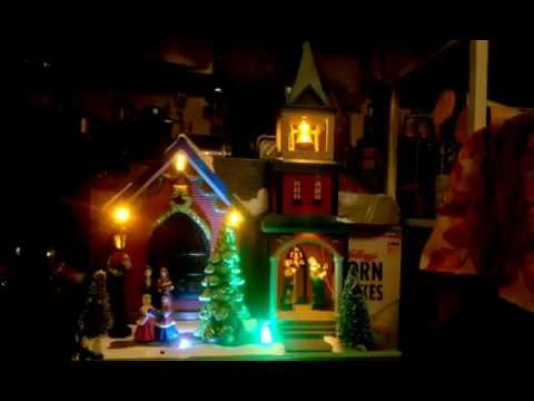 Animated Church With Lights U0026 Sound By Rite Aid Home
