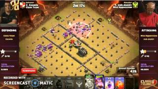 Clash of Clans - ClashCon developers - Infinite skeleton traps!