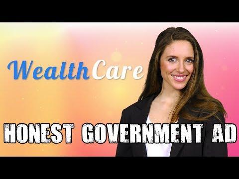 Honest Government Advert - HealthCare