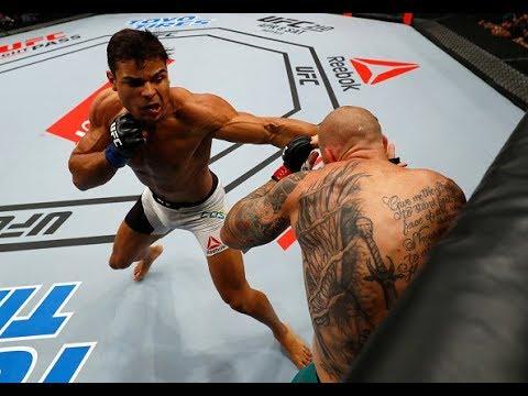 UFC 217: Relembre as duas vitórias de Paulo