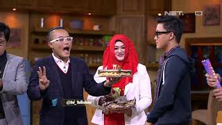 Video The Best of Ini Talkshow - Kejutan Ulang Tahun Untuk Rizky Febian download MP3, 3GP, MP4, WEBM, AVI, FLV Juli 2018