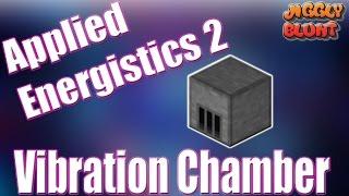 Vibration Chamber (Applied Energistics 2) | Minecraft Mod Tutorial