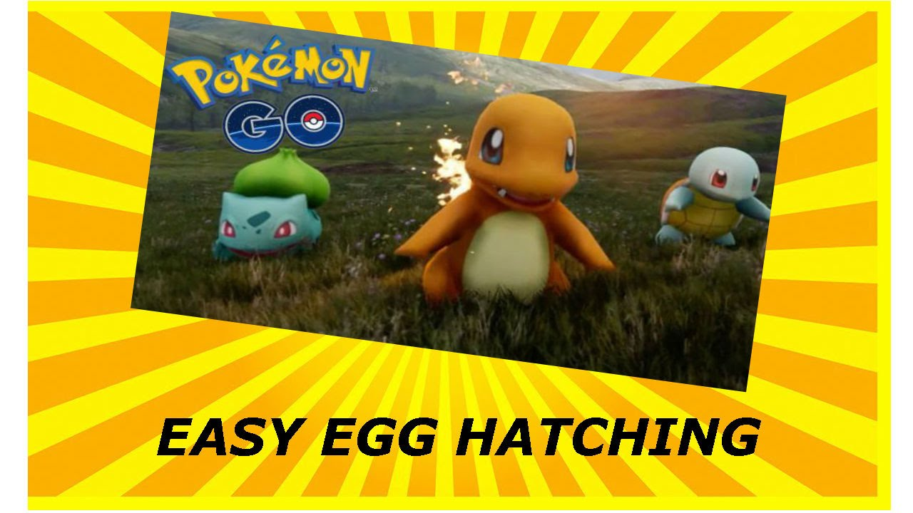 how to get pokemon eggs to hatch