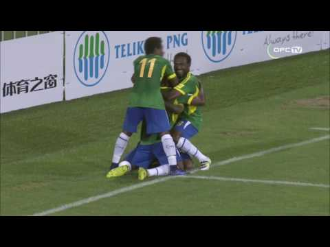 2016 OFC NATIONS CUP | Vanuatu vs Solomon Islands