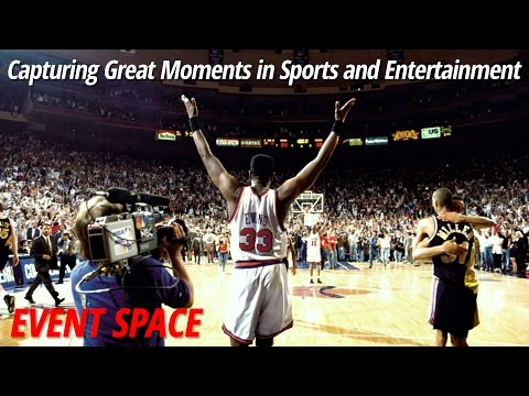 Capturing Great Moments in Sports and Entertainment