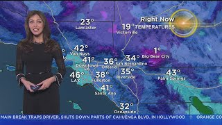 Danielle Gersh's Weather Forecast (Feb. 20)