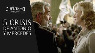 5 CRISIS de Antonio y Mercedes | Cuéntame cómo pasó