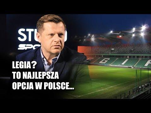 Kucharski: Polacy z Legii na razie zawodzą