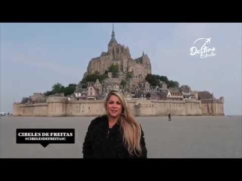Destino Estrella en Caen, Mont Saint Michel, Dinan y Seguimos ruta hacia Rennes