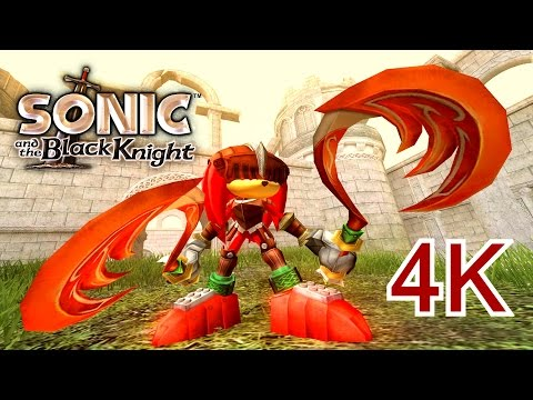 Sonic And The Black Knight - Misty Lake - Knuckles 4K HD
