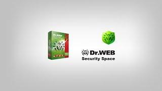 Dr.Web Security Space 5.16.20 screenshot 1