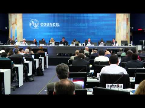 ITU Council 2013: Highlights Video