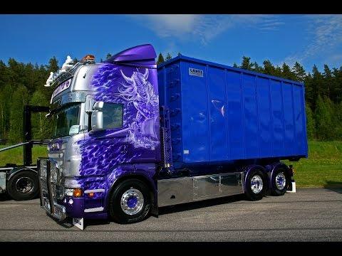 Best Of Scania R560 \8/ Sound Lantz Järn Och Metall Transport AB