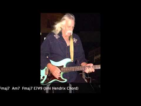 Smooth Jazz Guitar Lesson