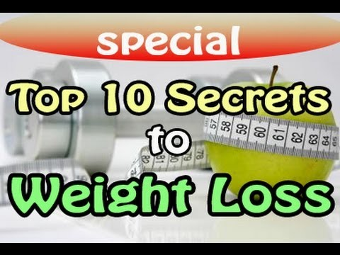 Diet and Weight Loss - Top 10 Secrets to Make Weight Loss Fast, Easy and Effective