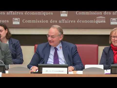 Audition de Sandrine Gaudin, Secrétaire Générale des Affaires Européennes