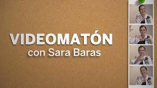 Videomatón de Sara Baras