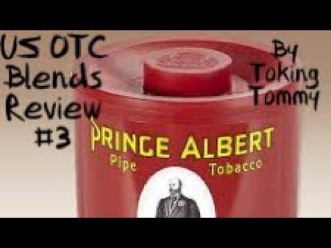 U.S OTC Blend Review #3 - Prince Albert