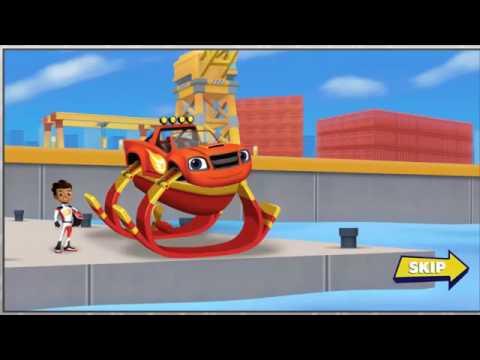 Blaze und die monster maschinen werkzeug duell animation for Blaze und die monster maschinen