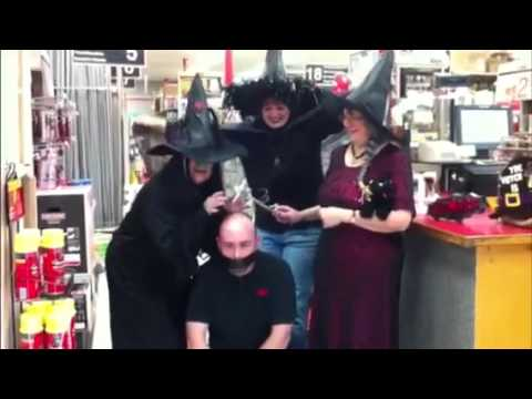 Halloween at Wyalusing Ace Hardware