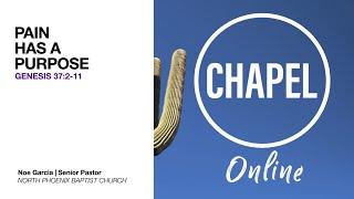 Pain has a Purpose | GCU Chapel Online Sept 14, 2020