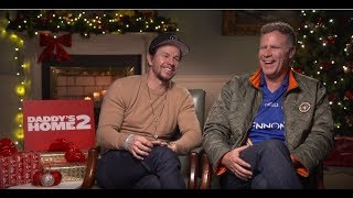 Mark Wahlberg & Will Ferrell on PLAN B