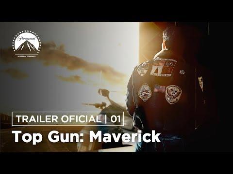 Top Gun Maverick | Trailer Oficial #1 | LEG | Paramount Pictures Brasil