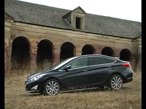 Hyundai i40 тест драйв программы Автопанорама